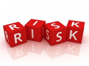 What is a credit risk?